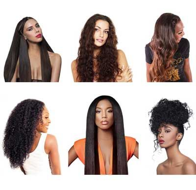 Guidelines to pick your right clip in hair