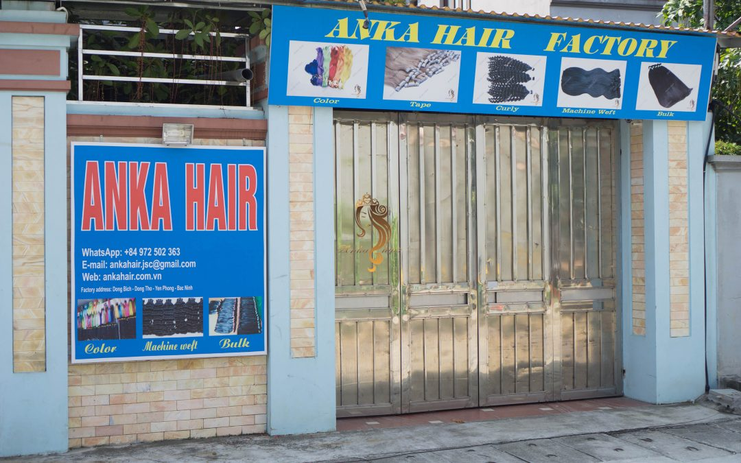 Anka hair Factory