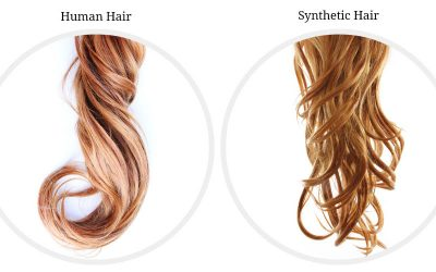 Synthetic hair vs human hair? How to avoid seller scams?